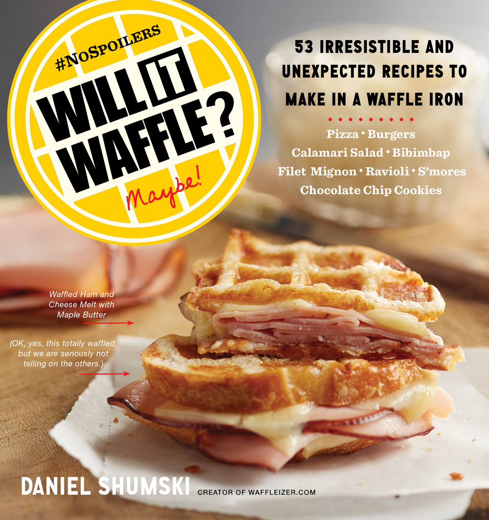 Will It Waffle - #NoSpoilers