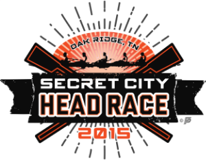 The 2015 Secret City Head Race is hosted on the Melton Lake venue in Oak Ridge, TN, with 30 miles of calm, protected water. The course winds gently, with a single bridge crossing, ending at a large spectator area, before an easy return to the return docks in a sheltered embayment.
