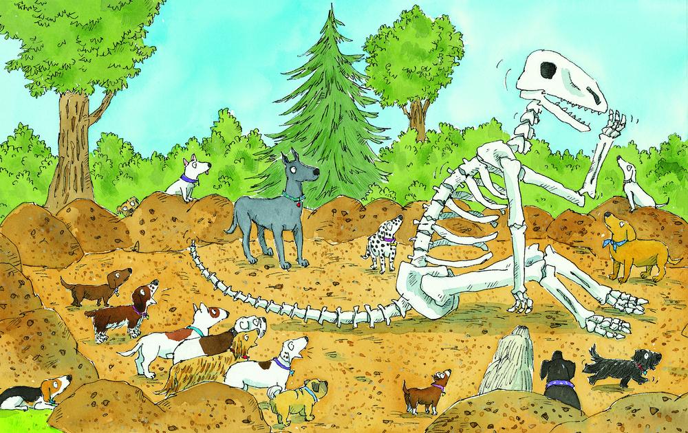 "See Me Run, ""Dinosaur 2"""