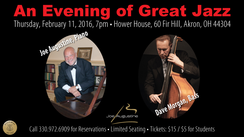 Live at Hower House - Akron - February 11, 2016