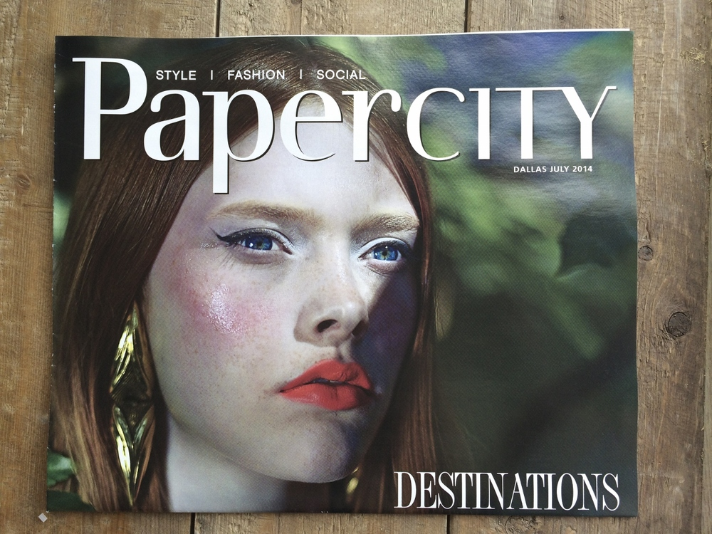 PaperCity Magazine Dallas July 2014 Issue