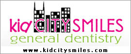 """Kid City Smiles and Tabor Dental Associates have teamed up to provide a complete care dental facility so that your entire family's needs can be met """"under one roof."""""""