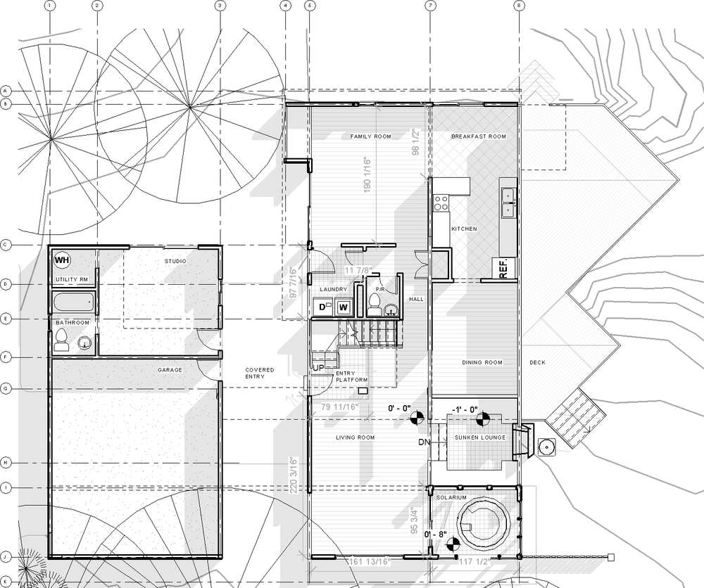 2014-03 914 Coachway_Central_09-EXISTING - Floor Plan - 1st Floor Existing.jpg