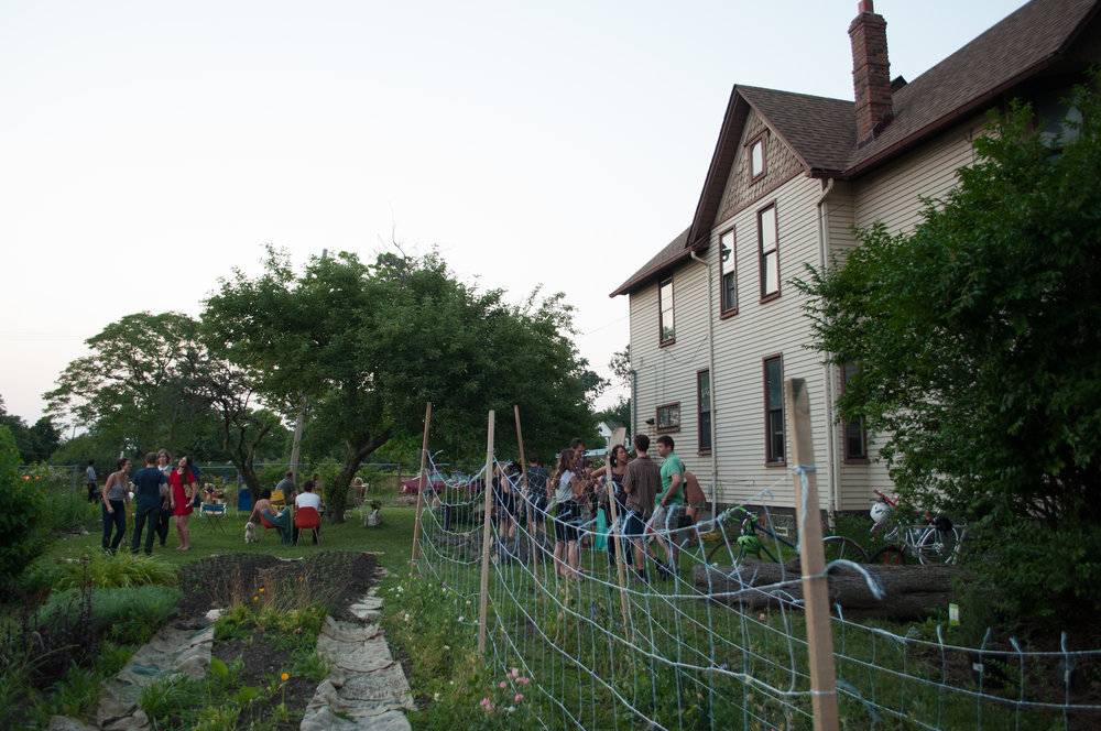 photo of Fresh Cut Detroit Flower Farm by Featherstone Moments 2014