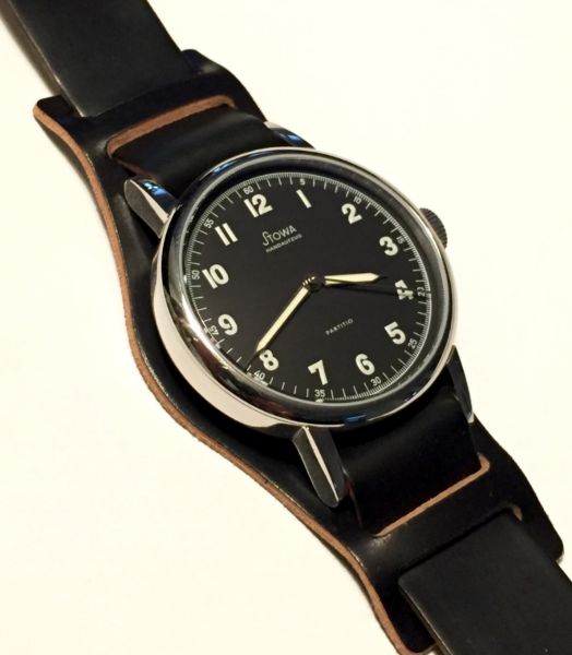 Stowa Partitio on Black bund.