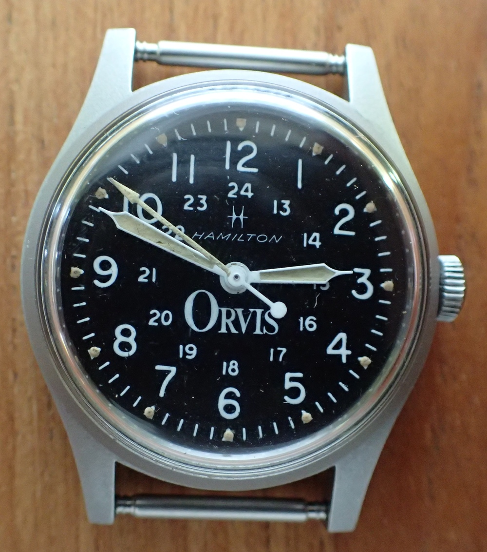 Hamilton/Orvis 9219.  Perfect for grouse hunting or fly fishing.