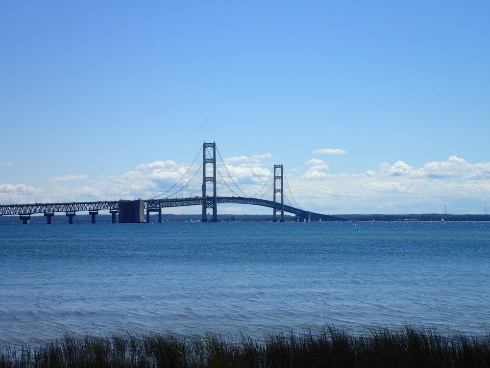 The fare to cross the mighty Mackinac Bridge is $4. If you buy the Hamilton, this leaves $1,996 left over for your Upper Peninsula vacation.