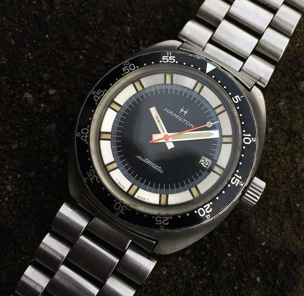 The Hamilton 64065-3 with fatty handset.  Image courtesy of Yves@chronocentric.com.