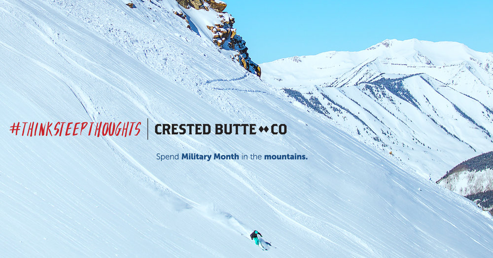 FEATURED WORK  GUNNISON-CRESTED BUTTE SOCIAL MEDIA CAMPAIGN