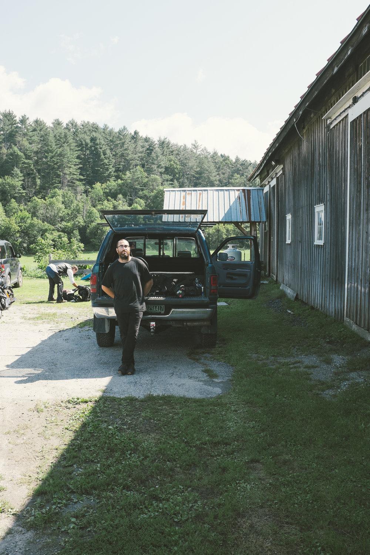Vermont Salumi Video Shoot Plainfield, Vermont  Client: Killington Resort
