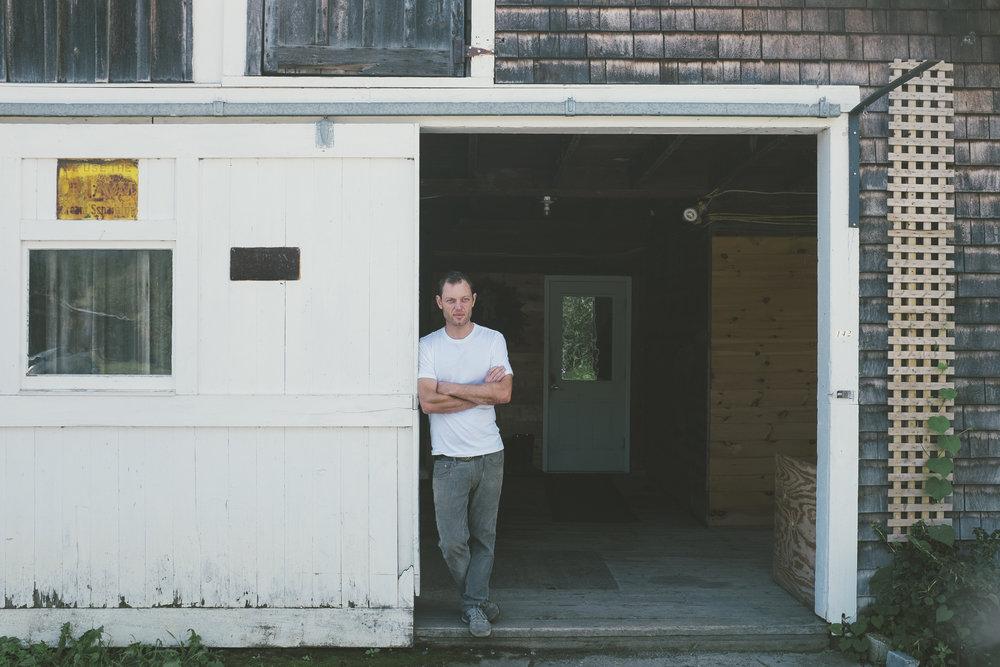 Vermont Salumi founder Peter Coleman