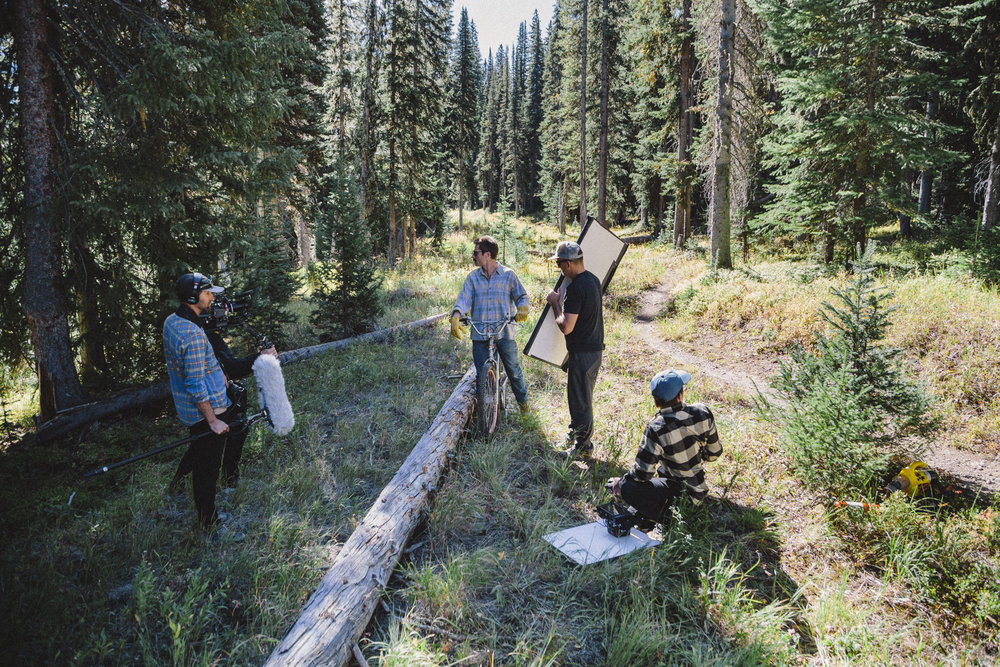 Deep woods production.