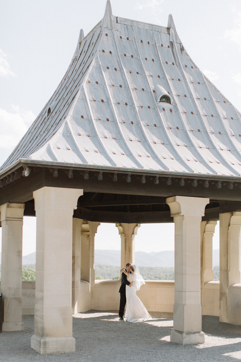 Simple Biltmore Fine Art Wedding
