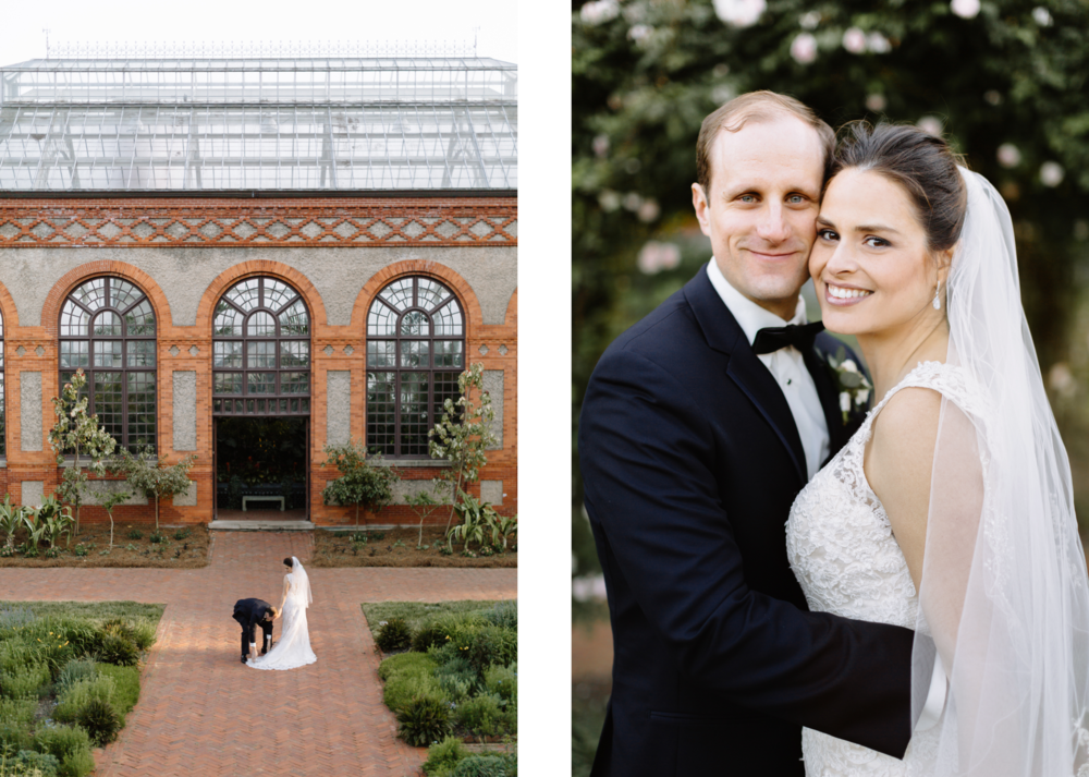 Biltmore Asheville Fine Wedding Photographer
