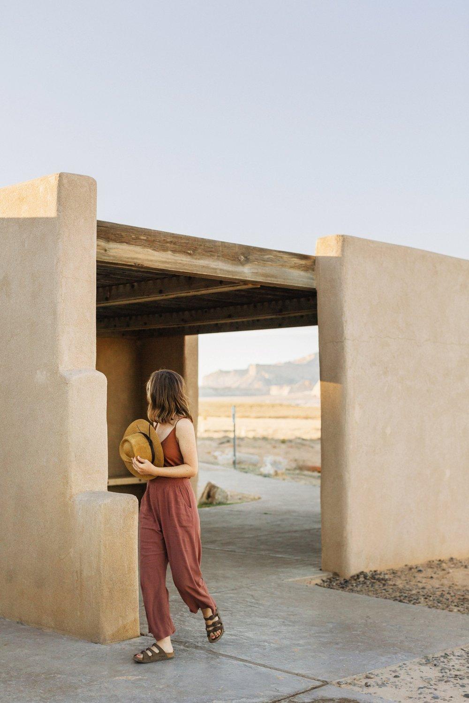 Sadie Culberson Studios journal travel arizona