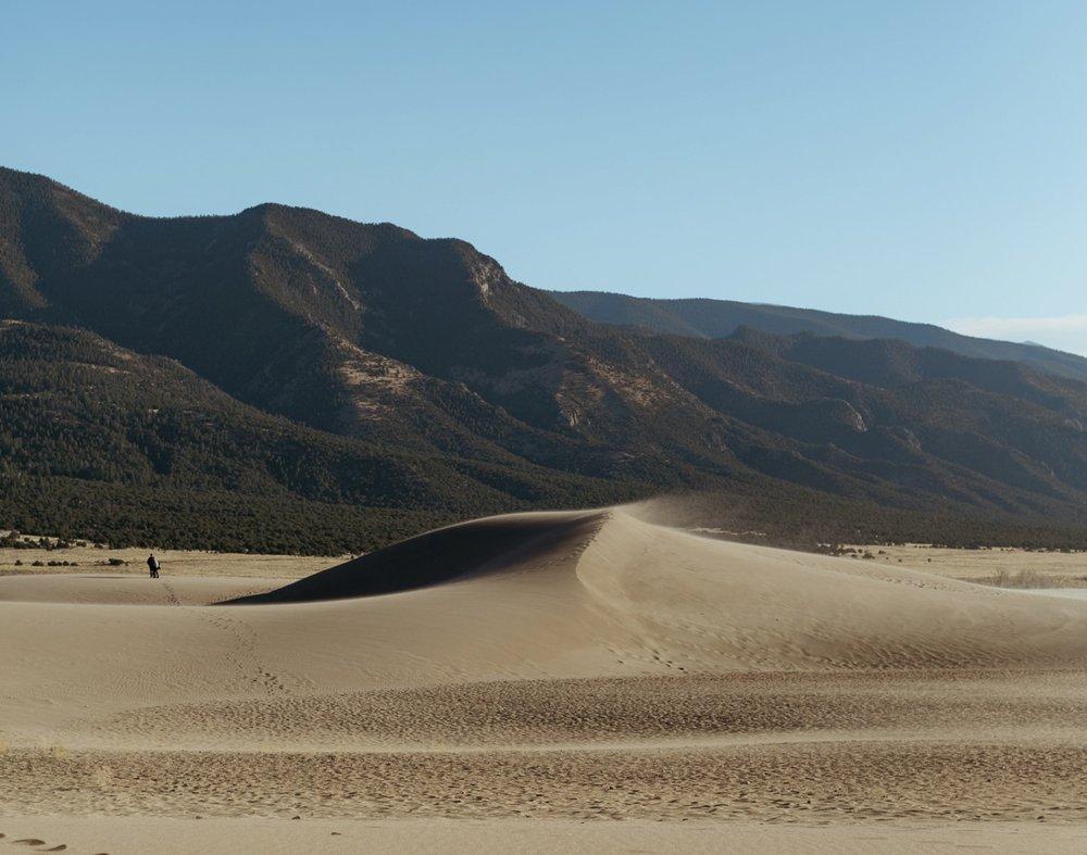 Sadie Culberson Studios Sand Dunes