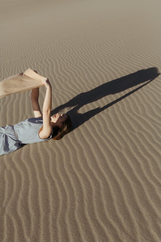 Sadie Culberson Studios Blog Travels Sand Dunes