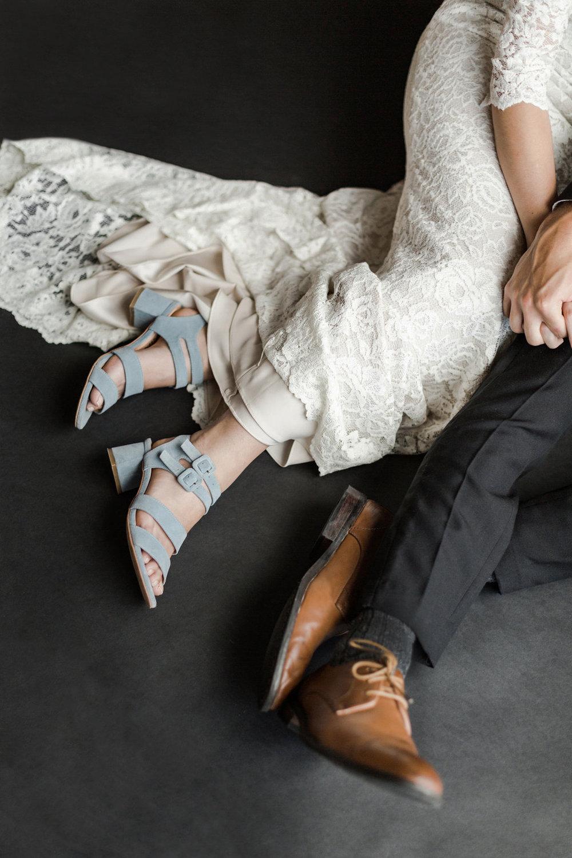 Sadie Culberson Wedding Style
