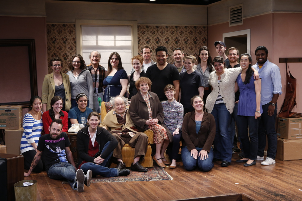 The amazing cast and crew!