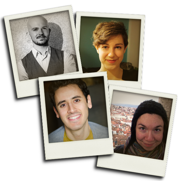 Meet Our 2014/15 Writing Fellows!