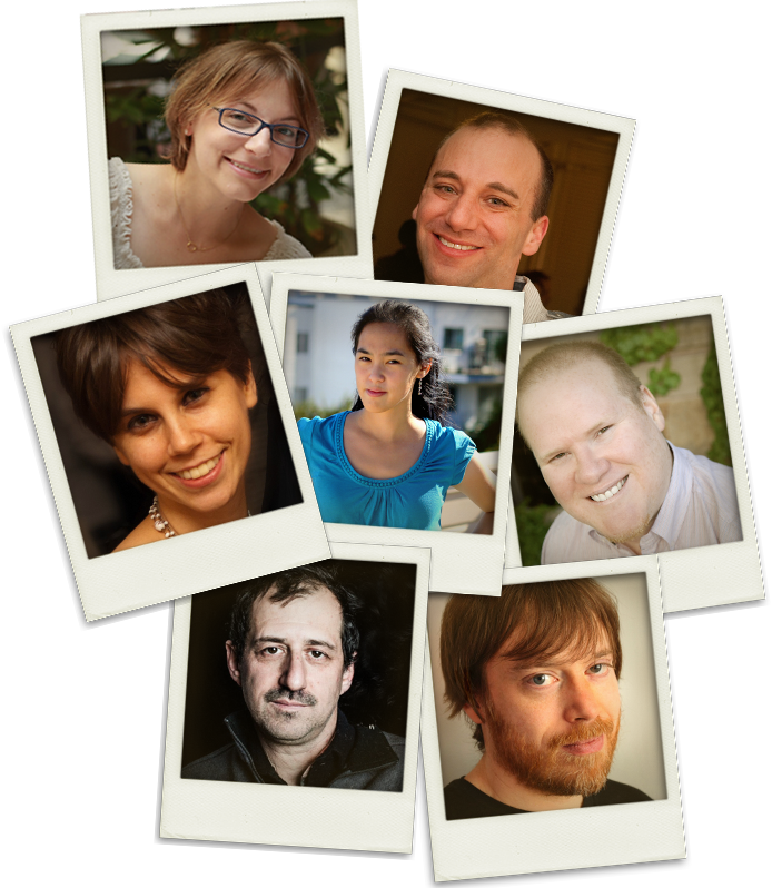 Meet our Alumni Playwrights!