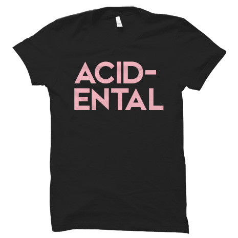 Acidental                        Logo