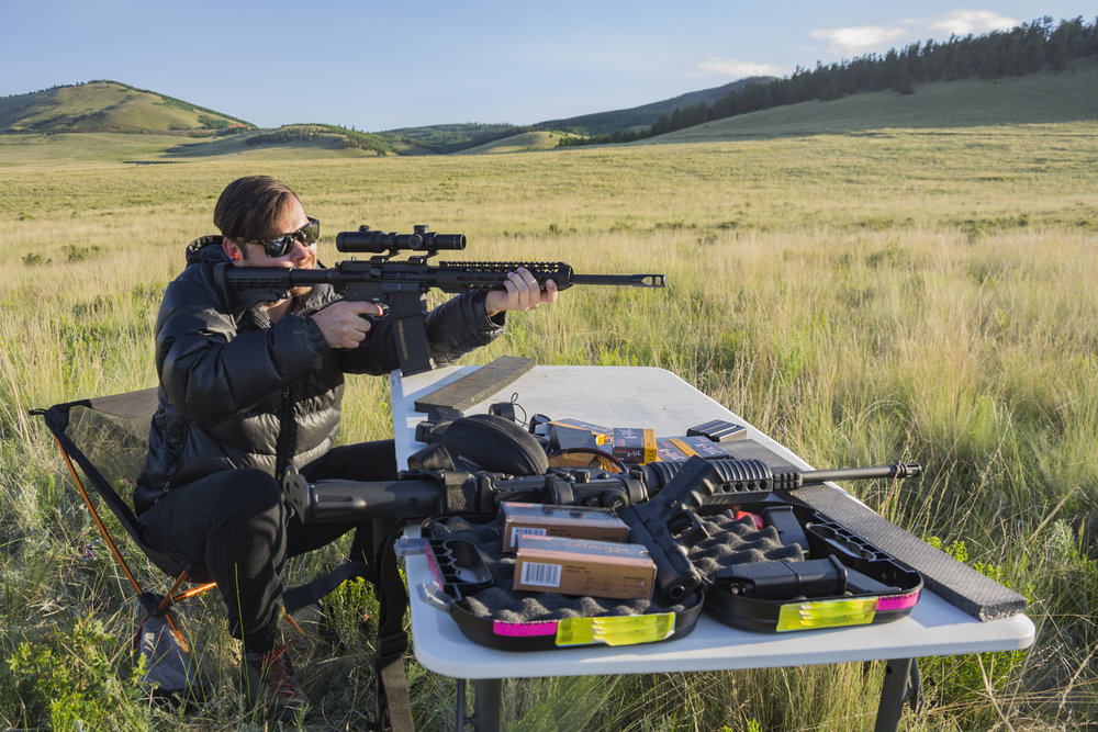 """Firearm Target Shooting Rules, Regulations, and Ethics on Publi"