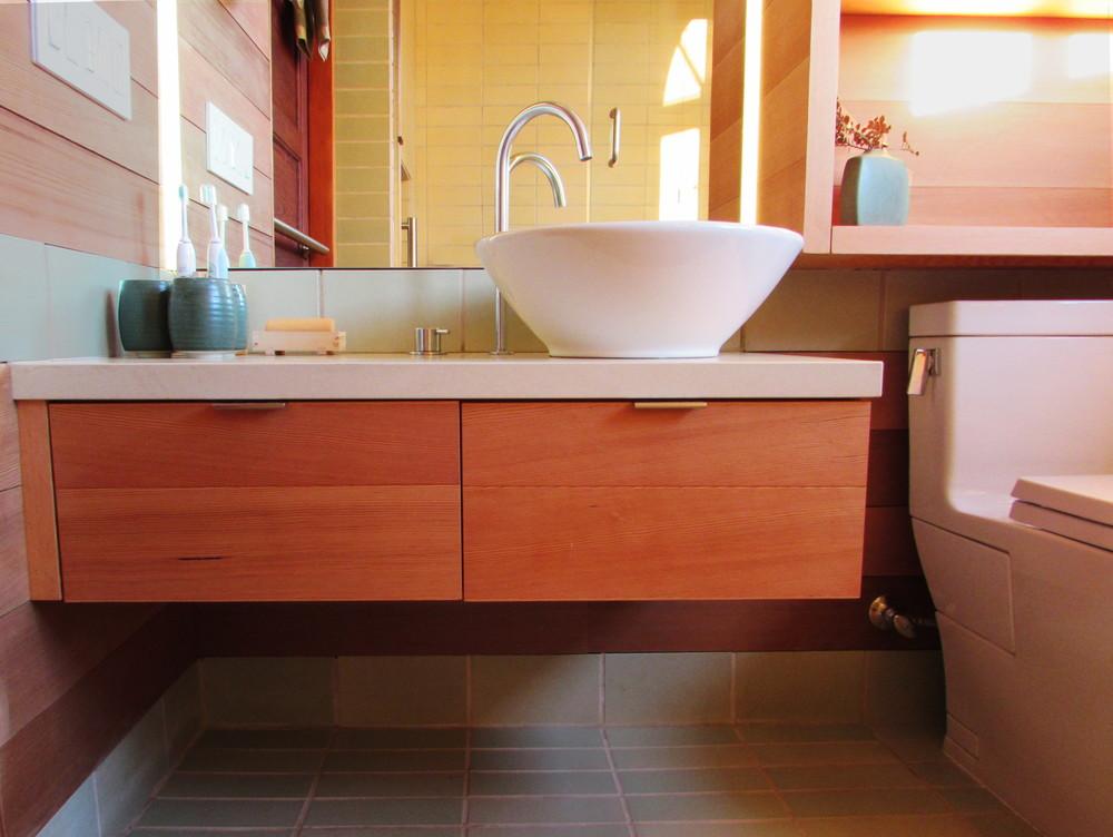 Berkeley Bathroom Temescal Design Build - Bathroom remodeling berkeley ca