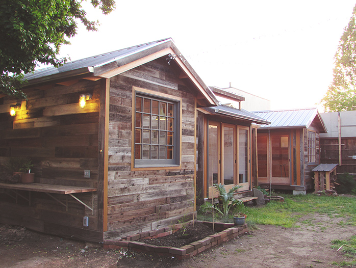 ADUs, In-Law Units, & Backyard Studios - Click To Learn More About Building Your ADU