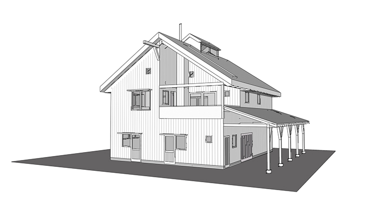 Architecture, Space & Land Use Design, & Consulting Services -