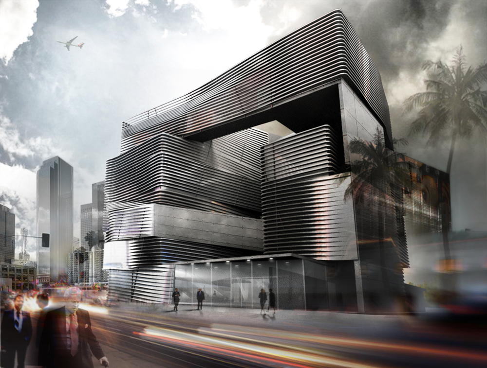 Eli Broad Art Museum // Design Studio