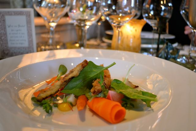 The Herbfarm – 2nd Course