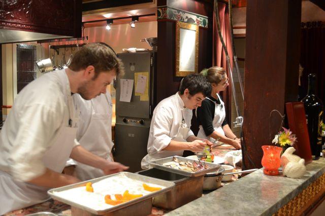 The Herbfarm – Kitchen Hustle