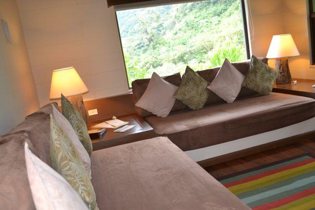 El Silencio Lodge - Costa Rica - Lounge Area