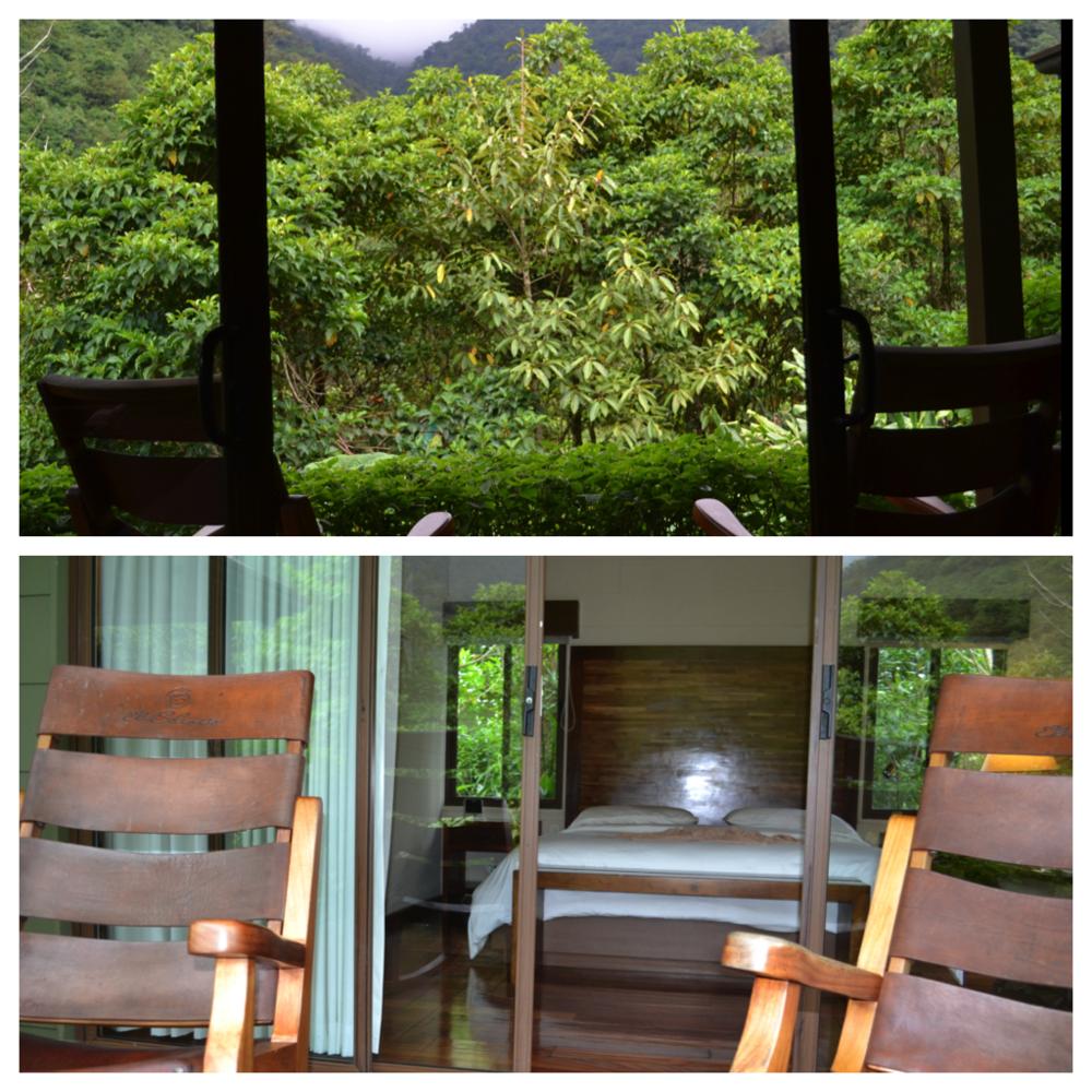 El Silencio Lodge – Costa Rica – Interior : Exterior
