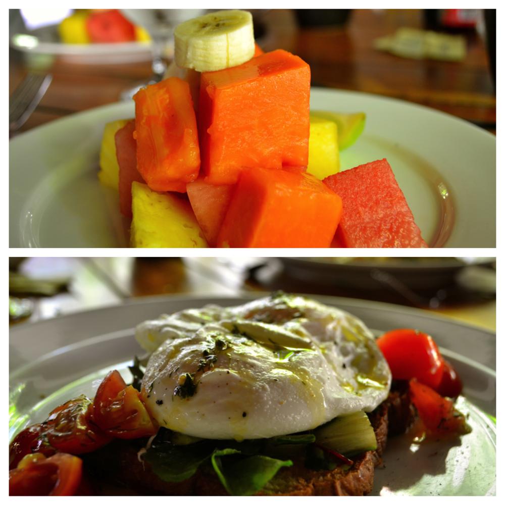 Harmony Hotel - Costa Rica - Food
