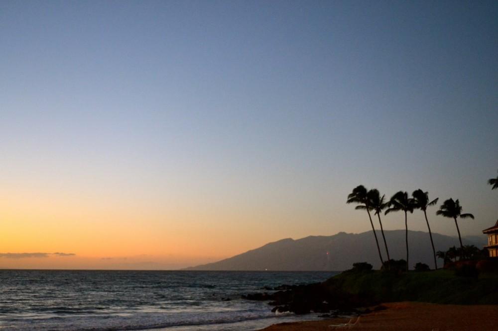 Fairmont Kea Lani – Sunset