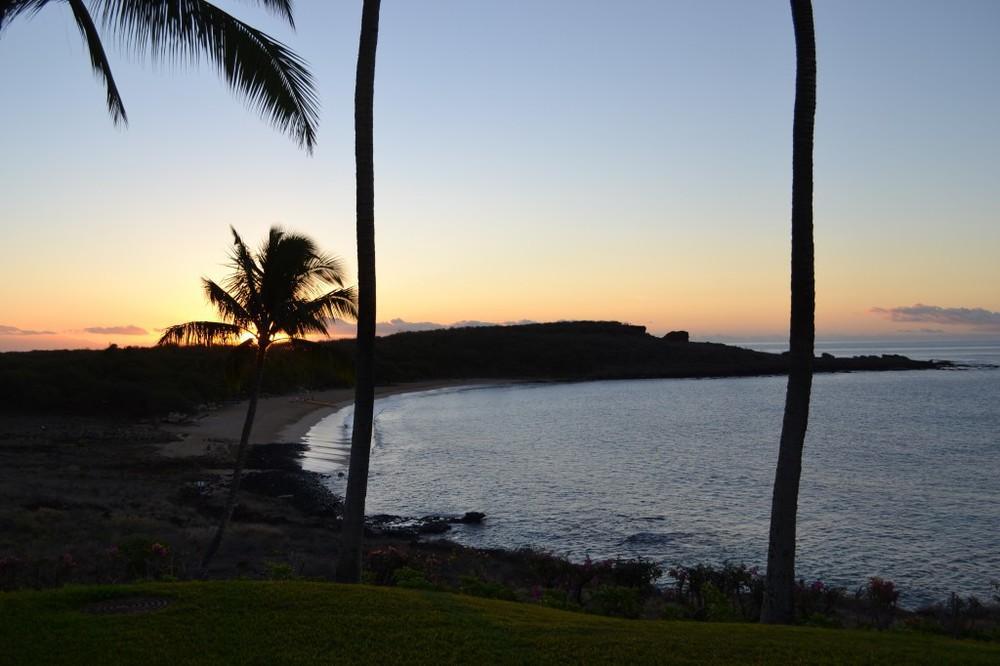 Four Seasons Lanai Manele – Sunset