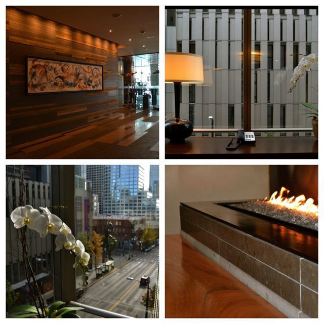 Four Seasons Seattle – interior spaces