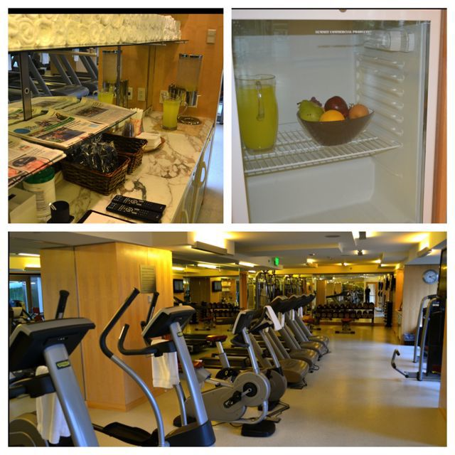 Four Seasons Seattle – fitness center
