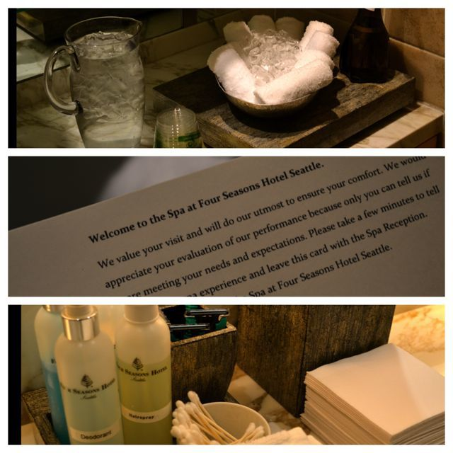Four Seasons Seattle – spa