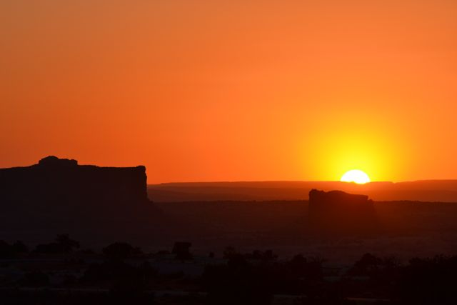 2012 – Canyonlands National Park Utah