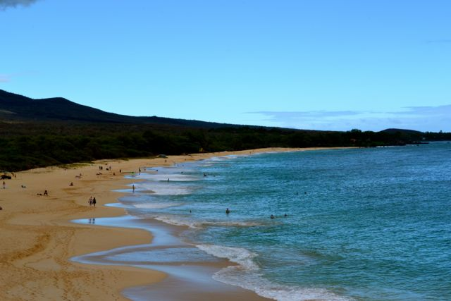 "Maui –€"" Beach Time"