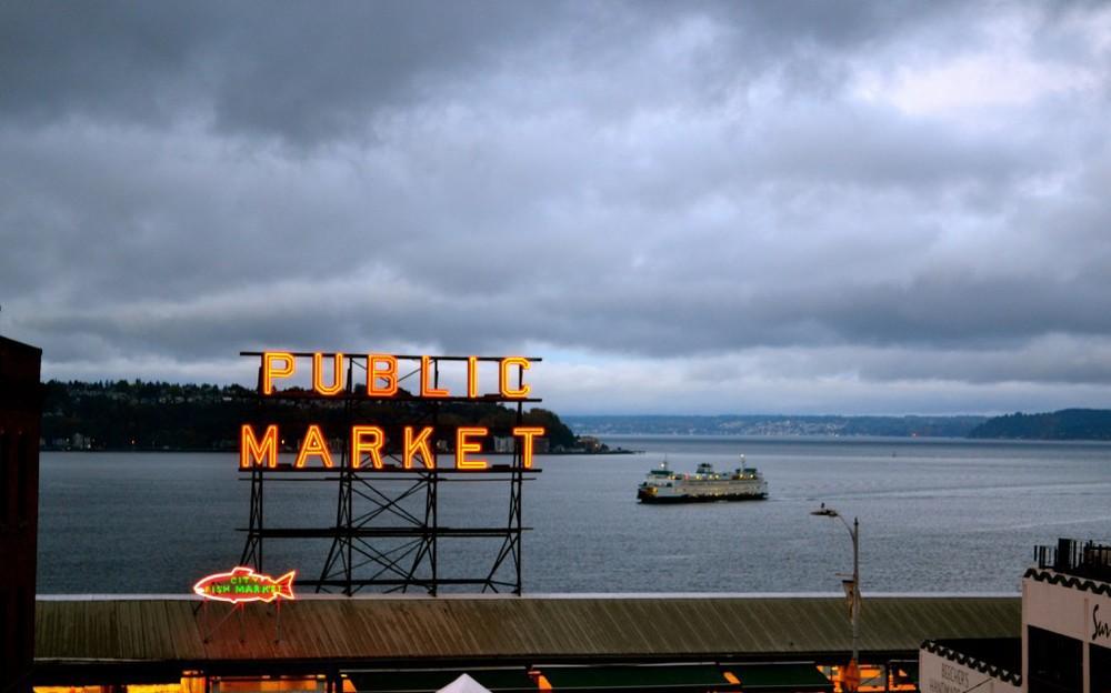 Seattle – Pike Place Market