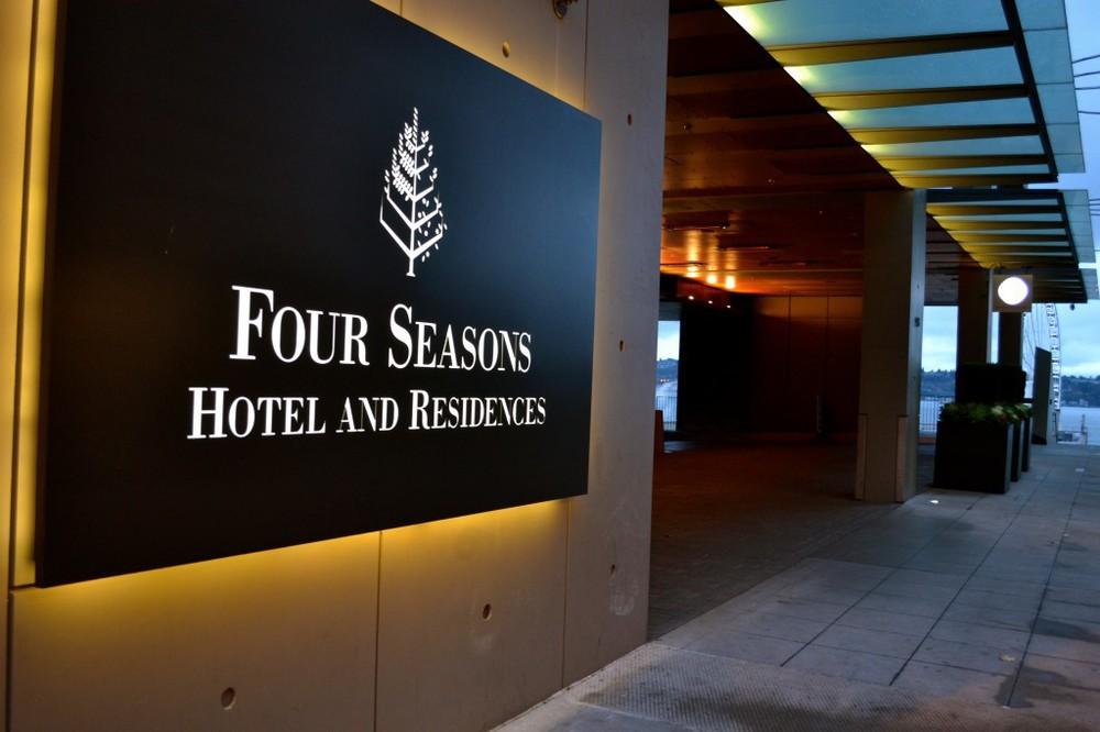 Four Seasons Seattle on Elliott Bay