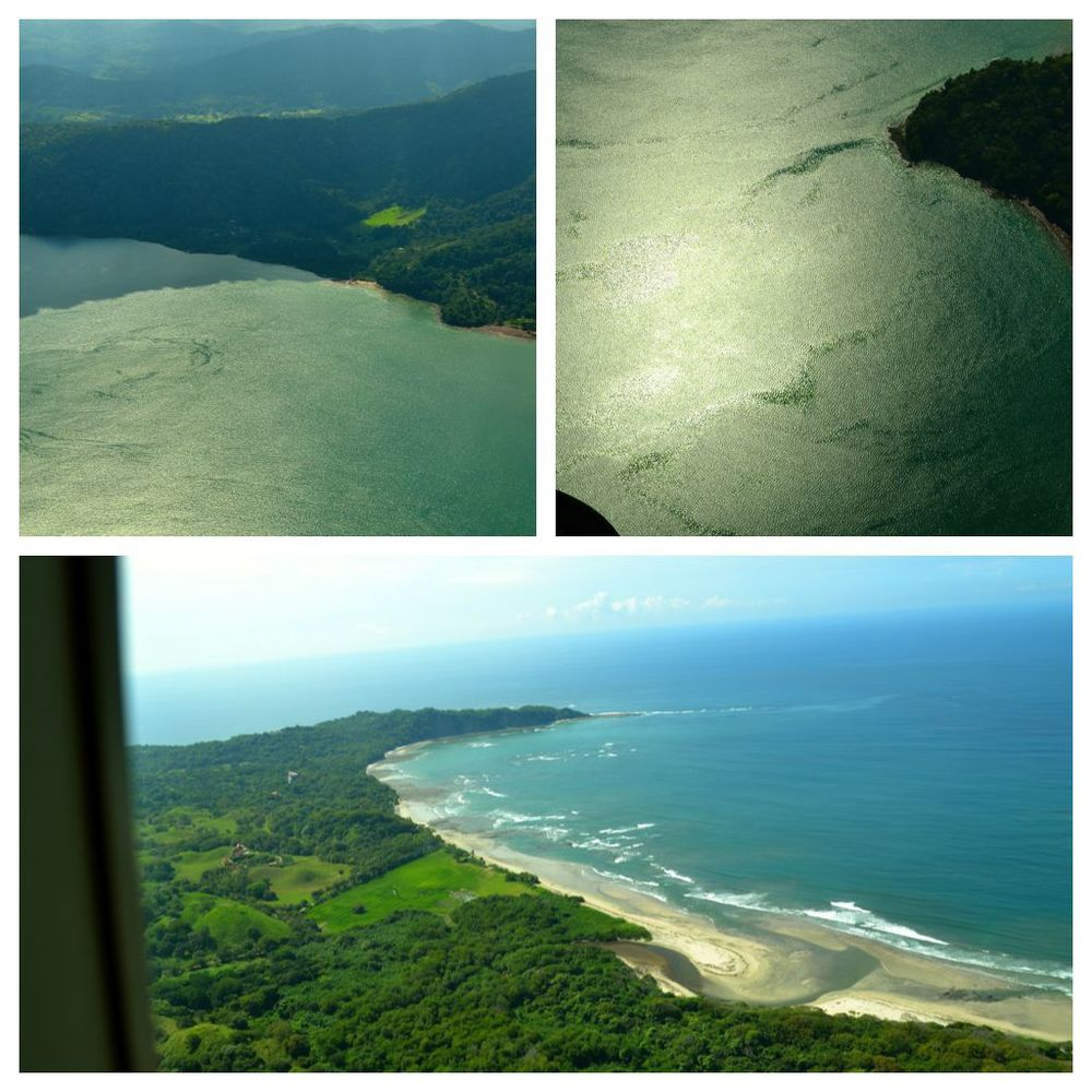 Costa-Rica-Airplane-Views