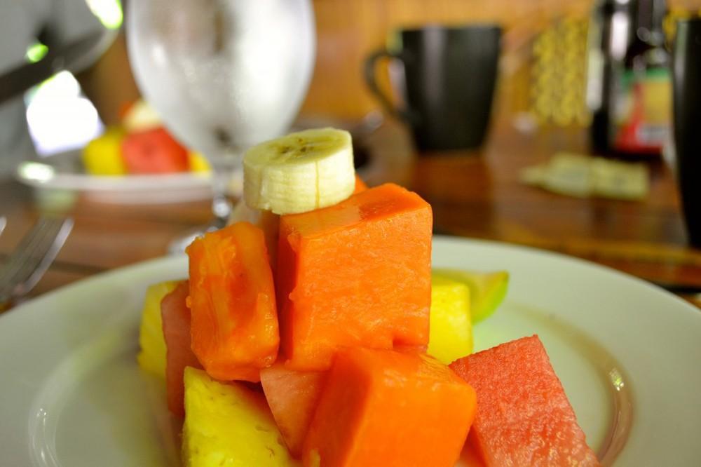 Costa Rica fresh fruit