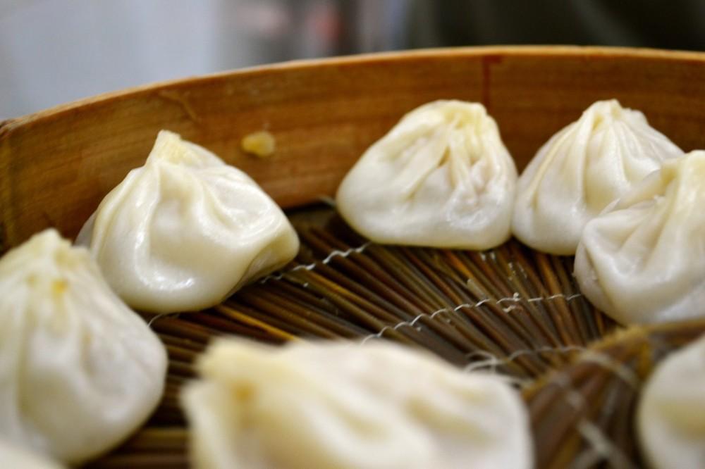 China dumplings