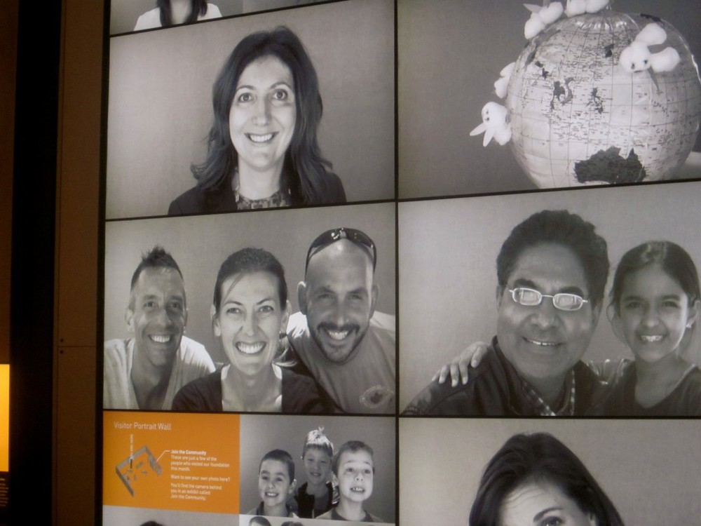 Finding inspiration at the Gates Foundation Visitor Center