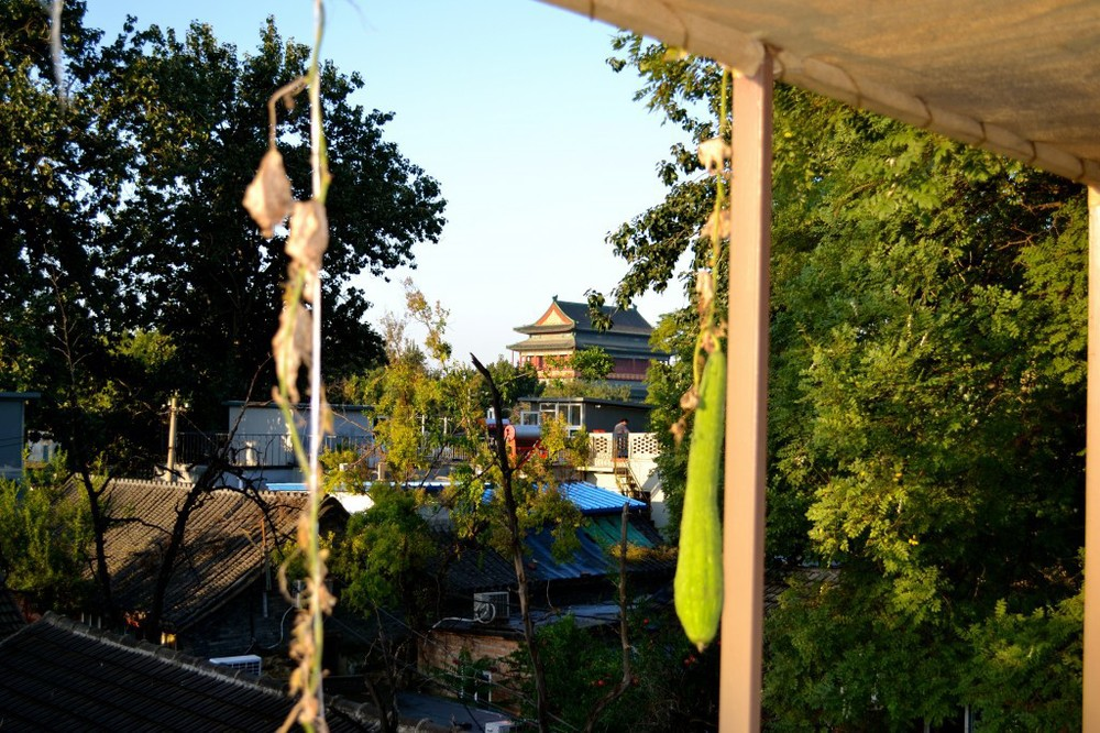 Hutong view